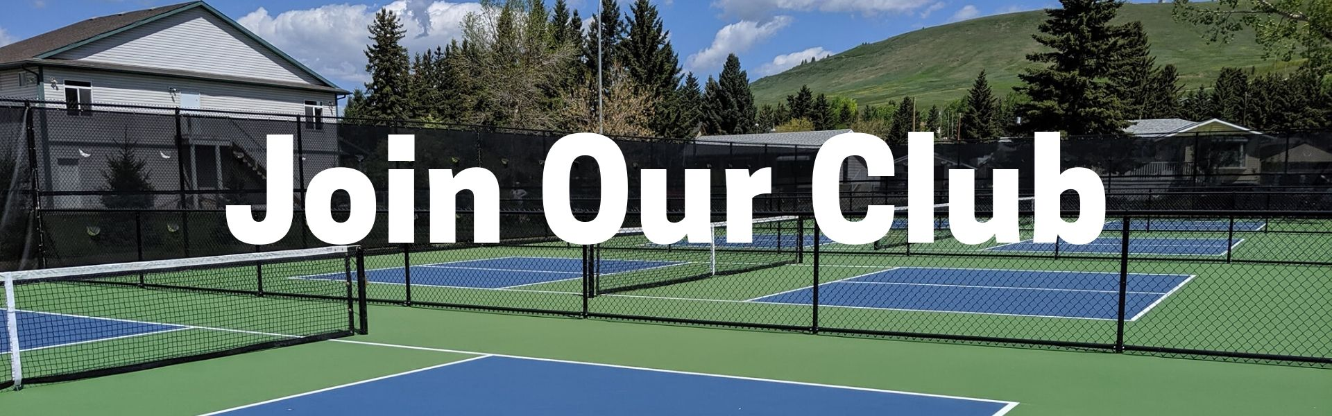 Join the Cochrane Pickleball Club
